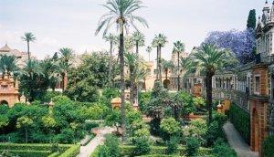 Alcázares Reales, Seville