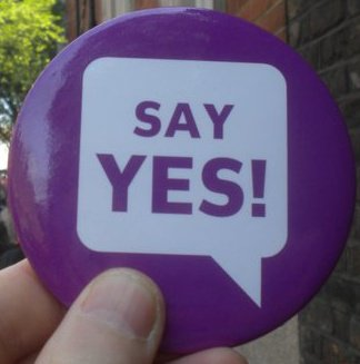 Say Yes to AV!