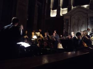 Hertford College, Oxford: performance of Campra's Requiem